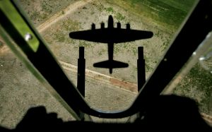 Bombardier's View, B-17