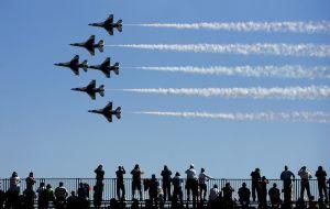 USAF Thunderbirds, Columbus, Ohio