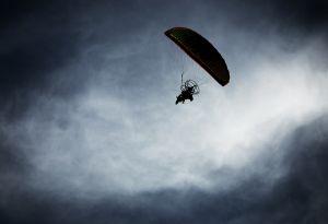 Powered Parachute, New London, Wisconsin