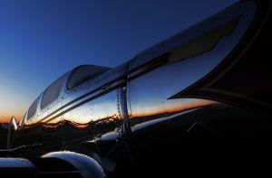 Sunrise at Oshkosh
