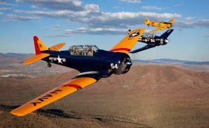 Reno Air Races, T-6 class